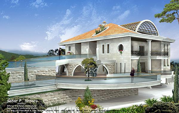 Lebanese house designs house design for Lebanese home designs