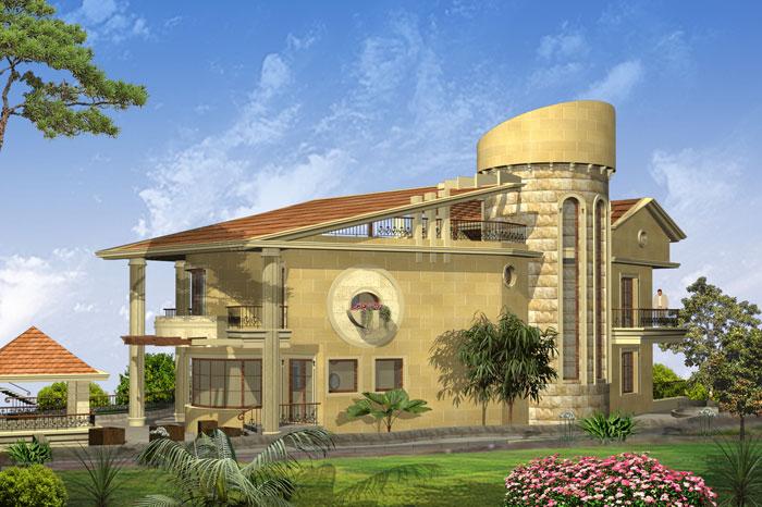 Sciel design for Luxury home descriptions
